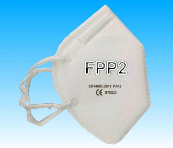 50 MASCHERINE FFP2 CERTIFICATE